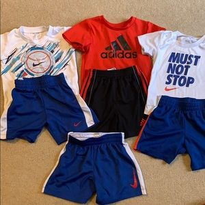 24months boys outfits! 3 sets!!